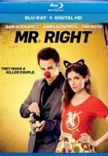 Bay Doğru – Mr Right 2015 full hd film izle