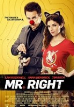 Mr. Right full hd film izle