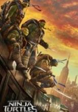 Ninja Kaplumbağalar: Gölgelerin İçinden 2016 full hd film izle