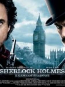 Sherlock Holmes: Gölge Oyunları full hd film izle