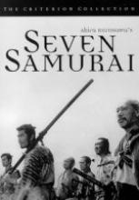 Yedi Samuray (1954) full hd tek parça
